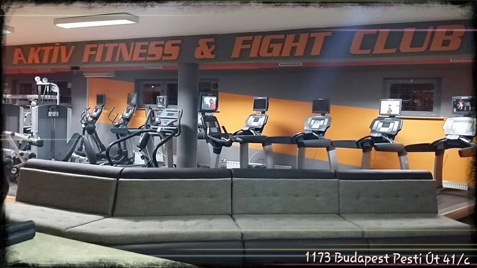 Aktív Fitness   Fight Club 134ee10748