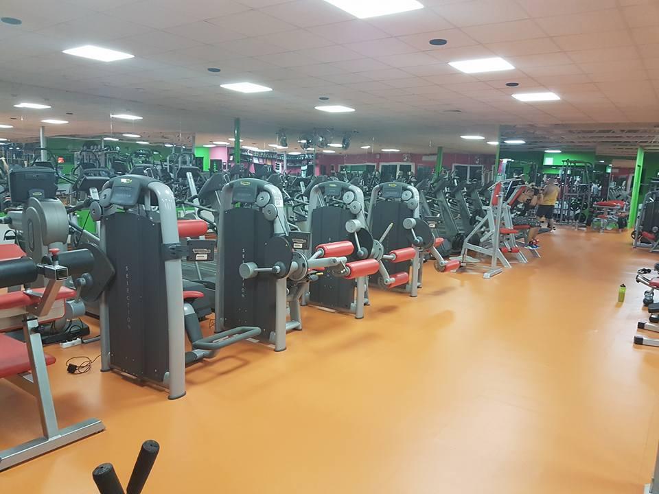Fitness pláza szolnok