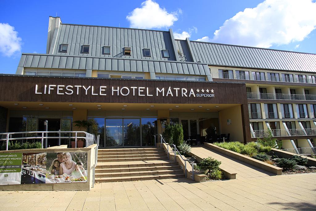 M trah ZA - Lifestyle Hotel M tra - hunguest hotels
